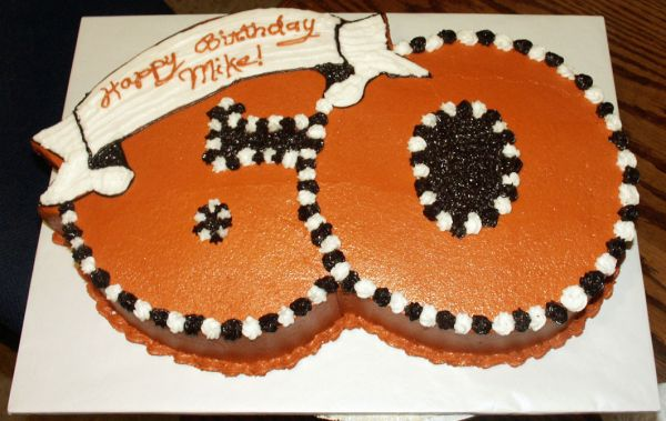 60th UT Orange Birthday