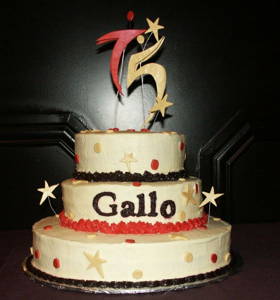 Gallo Cake