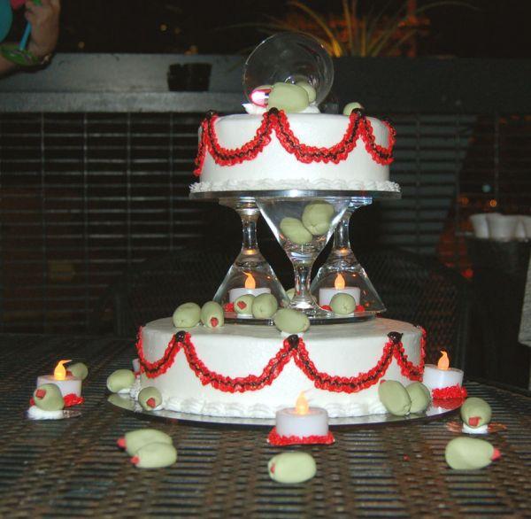 Martini Cake