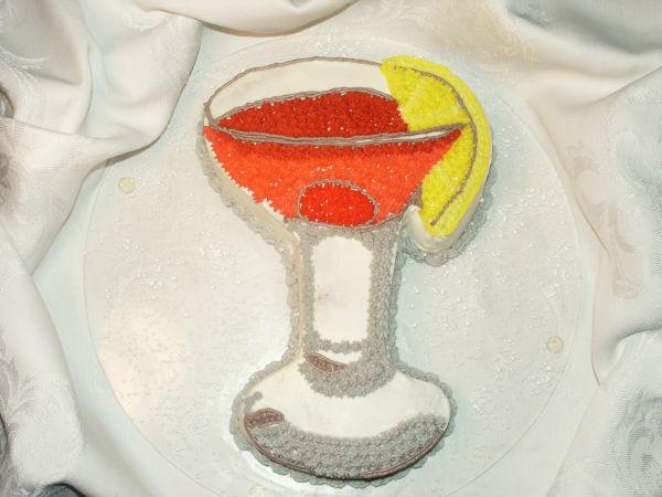 Cosmo Cake