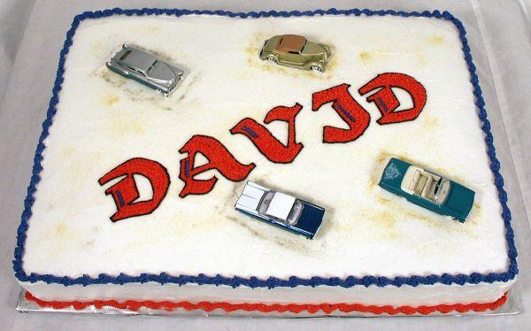 Low Rider Cake