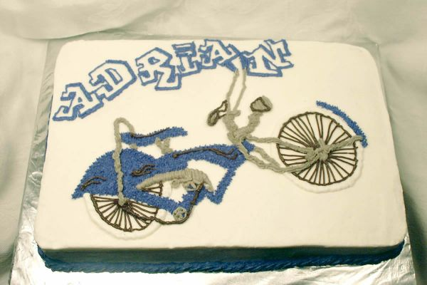 Low Rider Bike