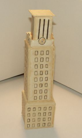 University of Texas Tower Cake
