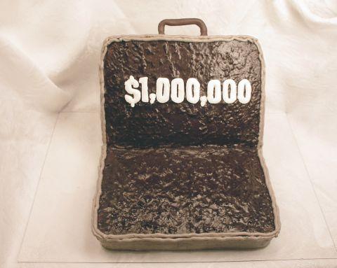 One Million Dollar Brief Case