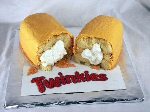Twinkies Cake