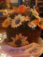 Joys bday cake