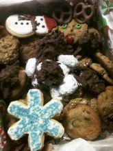 Gourmet cookies, sugar cookies