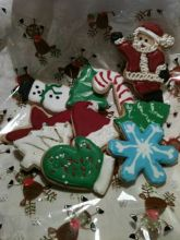 Order your sugar cookies now for christmas!!